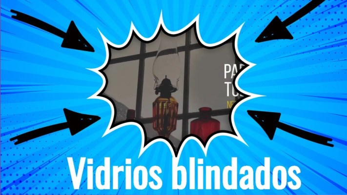 Seguridad con Vidrios blindados en tegucigalpa