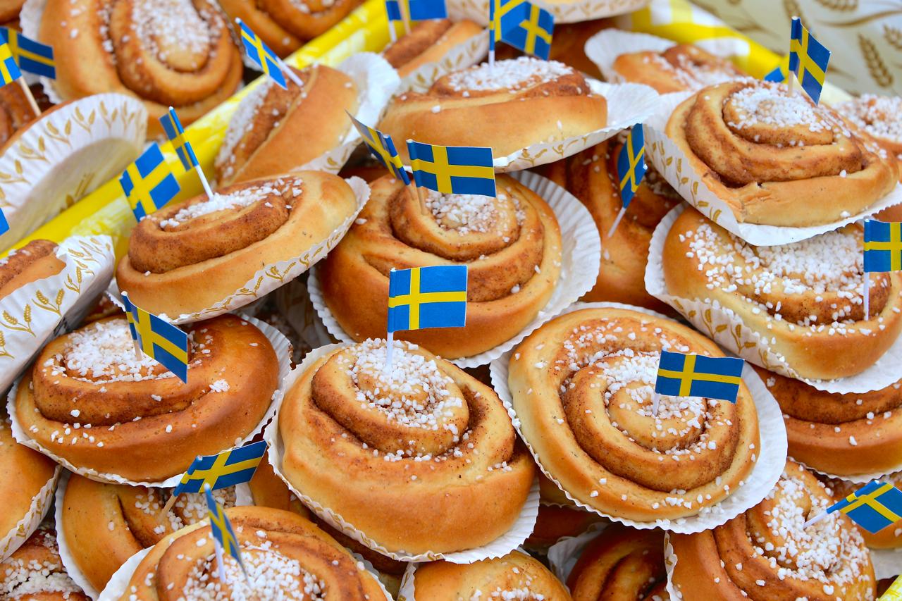 Svenska nationaldagen!