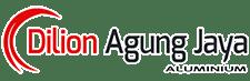 Dilion-Agung-Jaya-Aluminium-Industri-Logo