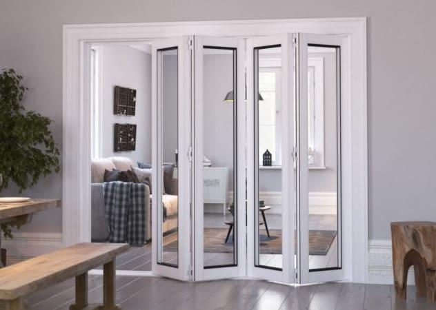 diy tips to build a bifold door