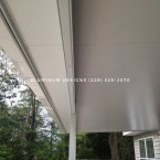 aluminum patio cover insulated