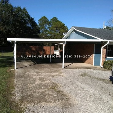 aluminum patio or carport