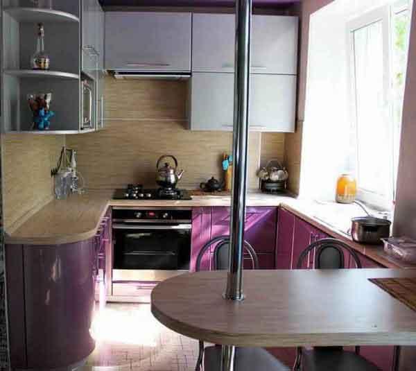 خزائن مطبخ صغيرة