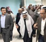 الحربي: مستشفى جابر ينفذ وفق الخطة المحددة ونسبة الإنجاز عالية جدا