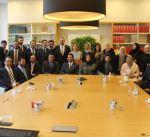 وفد من جمعية المحامين الكويتية يبحث العلاقات القانونية مع لاهاي