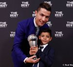 رونالدو: التتويج باليورو مع البرتغال لعب دورا كبيرا في الفوز بالعديد من الجوائز هذا العام