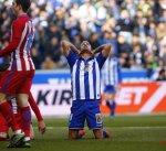 أتلتيكو مدريد يواصل نزيف النقاط ويسقط في فخ التعادل أمام ألافيس بالدوري الإسباني