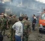 42 قتيلاً بينهم رئيس استخبارات النظام في حمص بهجمات