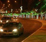 بالصور   محافظة الأحمدي تحتفل بالأعياد الوطنية