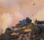 حريق هائل في جنوب نيوزيلندا يسفر عن تدمير 11 منزلاً