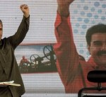 """نائب الرئيس الفنزويلي يصف العقوبات الأمريكية بـ""""الهجوم الخسيس"""""""