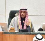 رئيس مجلس الامة يرفع جلسة المجلس الى الغد