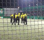 غزارة الثلوج تؤجل مباراة دورتموند ولوته في كأس ألمانيا