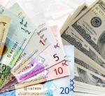 الدولار الأمريكي يستقر أمام الدينار عند 0.304 واليورو 0.328