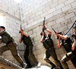 اشتباكات عنيفة بين مسلحين في مخيم فلسطيني بضاحية بيروت الجنوبية