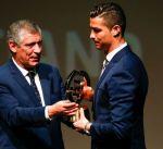 كريستيانو رونالدو أفضل لاعب برتغالي في 2016