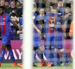 برشلونة يقسو على خيخون بسداسية في الدوري الإسباني