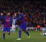 برشلونة يمزق شباك سيلتا فيغو بخماسية ويستعيد صدارة الليغا