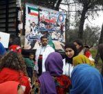 الهلال الأحمر يوزع مساعدات غذائية على 400 أسرة سورية جنوبي لبنان