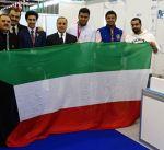 السفير الغنيم : شباب الكويت قادرون على خوض المنافسات الدولية