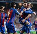برشلونة يخطف صدارة الليغا بعد فوز مثير وقاتل على ريال مدريد في برنابيو