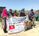 جمعية السلام للأعمال الإنسانية تطلق قافلتها الـ 35 إلى قرغيزيا