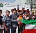 فريق الداخلية يحقق نتائج بارزة ببطولة الشرطة العربية للرماية بالمسدس