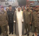 تخريج دفعة من الضباط الكويتيين في دورة كلية القيادة والأركان الاماراتية