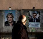 مرشحا الرئاسة الفرنسية يشاركان بمناظرة تليفزيونية في مسعى للفوز بتأييد الناخبين المترددين