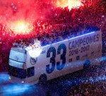إصابة 28 مشجعاً خلال احتفالات ريال مدريد