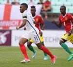 غينيا تعرقل انطلاقة إنجلترا في مونديال الشباب