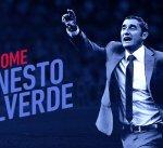 برشلونة يقدم فالفيردي للجماهير الخميس المقبل
