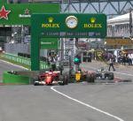 فيتيل الأسرع في التجربة الثالثة لسباق كندا لسباقات سيارات فورمولا 1
