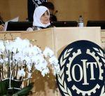 هند الصبيح : تنمية الموارد البشرية على رأس خطط الدول العربية