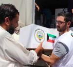 مساعدات الكويت الإنسانية تحول ألم اليأس إلى بارقة أمل في شهر الخير
