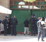 شرطة الاحتلال تقتحم باحات المسجد الأقصى وتعتدي على المصلين