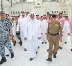 الأمير خالد الفيصل: لم نمنع أي مسلم من دخول المسجد الحرام