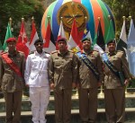 تخريج 11 ضابطا كويتيا من أكاديمية ناصر العسكرية في مصر