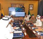 """وزير الدفاع يبحث مع رئيس """"الطيران المدني"""" التعاون المشترك"""
