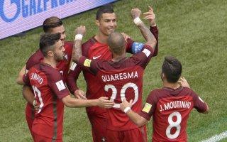 طموح البرتغال يصطدم بعقبة تشيلي في نصف نهائي كأس القارات