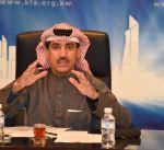 محمد خليل ينفي إقالة رئيس لجنة الانضباط نواف الهزاع