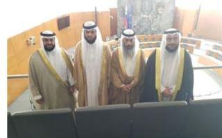 رئيس البرلمان السلوفيني يشيد بدور الكويت في ترسيخ الأمن والسلم الدوليين