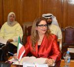 """بثينة السبيعي : """"الوزراي العربي للاتصالات"""" يعتمد بلورة استراتيجية تقنية المعلومات"""