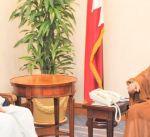 مسؤول بحريني يشيد بمساعي سمو الأمير إزاء تطورات الوضع في المنطقة