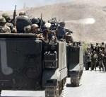 """قائد الجيش اللبناني: اوقفنا 50 ارهابيا خطيرا في مخيمات النازحين في """"عرسال"""""""