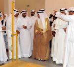 الوزير العزب : مبنى إيداع المحجوزات الجديد نقلة نوعية لخدمة المواطن