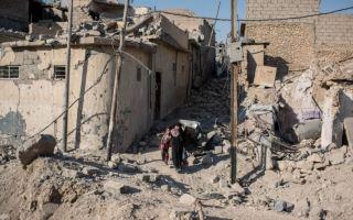 العراق: انتشال أكثر من 1400 جثة من المدنيين في الموصل