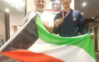 عبدالله الخالدي يحرز برونزيتين في بطولة العالم للمبارزة للمعاقين