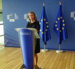 الاتحاد الأوروبي يرحب بوقف اطلاق النار في جنوب غرب سورية