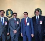 الوزير الجبري يؤكد حرص الكويت على تفعيل العمل العربي في المحافل الدولية